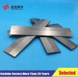 De Stroken van het Carbide van het wolfram voor Houten Werkende Messen