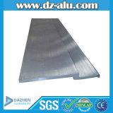 Profil en aluminium en aluminium pour le Vietnam avec la couleur d'or d'or anodisée