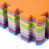Tuiles d'EVA de couvre-tapis de mousse de puzzle d'EVA de certificat de la CE de Non-Odeur de couvre-tapis de jeu