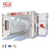 Vendita poco costosa della cabina della vernice dell'automobile della struttura d'acciaio della strumentazione durevole di protezione antincendio in Cina