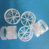 anel plástico do nuvem dos PP do baixo preço de 25mm para a separação do etilbenzeno