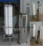 0,22 0,45 5 Um mícron para filtro de cartucho de pregas de PP/de PTFE/membrana de PES