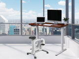 전기 선형 액추에이터 높이 조정 책상 프레임을 앉 서 있으십시오