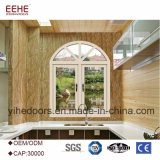 Powder Coating Soundproof Aluminum Window Breaking