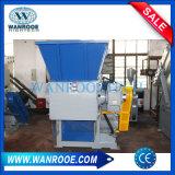Enige Ontvezelmachine voor de In het groot Plastic Stukken van de Blikken van de Drank Alumium