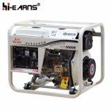 Air-Cooled開いたフレームタイプディーゼル発電機セット(DG3000E)