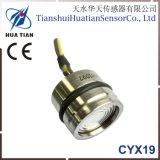 Cyx-19 силиконовое масло заполнены Piezoresistive датчика давления
