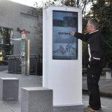 Индикация Multi киоска напольная TFT LCD экрана касания