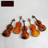 Скрипка профессионала скрипки музыкальной аппаратуры OEM античная Handmade