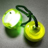 Il pollice luminoso della sfera di sforzo blocca i migliori giocattoli nel mandrino del gioco della barretta