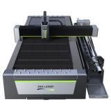Maquinaria del laser de la fibra de Eks para las máquinas de la fabricación de la lámina metálica del acero inoxidable de 1-25m m