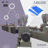 Kurbelgehäuse-Belüftung/Verdrängung/, die gerunzelt/Welle/Dach/glasig-glänzende/Kolonial-/transparente/lichtdurchlässige Fliese-Herstellung Zeile produziert