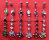 Shineme Body Piercing de la moda de joyería en acero inoxidable 316L (PAS186)