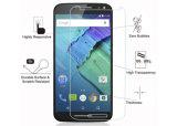 2.5D ausgehärteter ausgeglichenes Glas-Bildschirm-Schoner für Handy Moto G