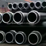 Tuyau de HDPE DTS11 800mm PE100 tuyau polyéthylène PEHD Dragage