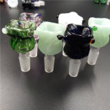 Bontek coloreó el tazón de fuente de la diapositiva de cristal del Batman para el tubo que fumaba del agua de cristal