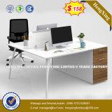 2개의 시트 똑바른 책상 워크 스테이션 다발 지원실 분할 (HX-8N0527)