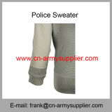 رخيصة الصين عسكريّ صوف بوليستر شرطة [أرمي وفّيسر] [بولّوفر] بالجملة