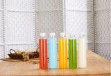 كبيرة قدرة فسحة باردة شراب موزّع مرطبان مع يلوّن أغطية بلاستيكيّة