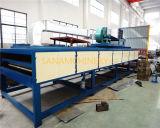 Panel de papel en forma de panal de alta eficiencia de la máquina de laminación