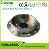 Torno mecânico rodando o protótipo CNC usinagem CNC Hardware Metal Precision para pequenas peças metálicas