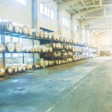 El grano de madera de roble melamina papel decorativo impregnado de muebles, puertas y piso de los fabricante chino