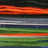 Color teñido sólido 250GSM de las telas del Workwear de la tela cruzada del poliester