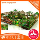 Dschungel-Gymnastik-Innenspiel-Kind-Gymnastik-Geräten-Spielplatz für Verkauf