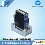 Cabeça de impressão 42pl solvente de Konica Minolta 512 para a cabeça humana da impressora Km512 Ln 42pl de Allwin Jhf Liyu Xuli Myjet