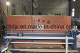cuir 380V/220V automatique//Fabric en caoutchouc dédoublant la machine à vendre