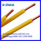cabo de fio elétrico de cobre contínuo 2.5 SQMM