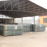 Clôture raisonnable de maille de paladin de haute sécurité de coût de fournisseur d'usine