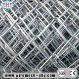 4 pi X 50 pi de chaîne de tissu en acier galvanisé par 11.5gauge de maillon