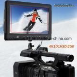 """Fokus 10.1 emporragen """" LCD-Bildschirmanzeige für Kamera mit SDI-Input"""