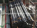 304 de roestvrij staal Gelaste Buis Gelaste Decoratieve Gelaste Pijp van de Pijp