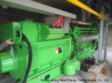 Grupos electrógenos de Biogás Jenbacher