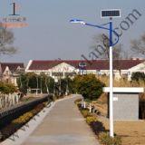 7m 50W LED Luz solar calle de la iluminación exterior (DZS-07-50W)