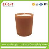 Candele di qualità superiore Handmade della cera della soia in vasi di vetro glassato