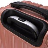4 Колеса багажа, ABS+ПК чемодан (XHP076)