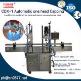 Una máquina que capsula principal automática CDX-1 para el champú