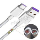 suralimentation Cabel USB-C 3, 1 compagnon 9 P10 Hl1289 de 2X Huawei 5A de câble de caractéristiques