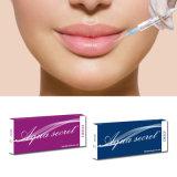 La cirugía cosmética Corea relleno dérmico de ácido para labios Fuller