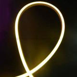 LED blanc chaud de la corde au néon de lumière flexible signe d'éclairage au néon
