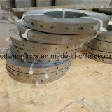 ' courroie 100 s'arrêtante en acier avec la surface de galvanisation
