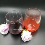 Выдвиженческое пластичное стекло Martini чашки воды кубка Lwine