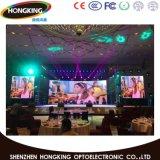Farbenreiche LED Video-Mietwand des Innenbildschirm-Stadiums-