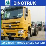 371HP Sinotruk HOWO 6X4 Traktor-LKW-Kopf für Verkauf