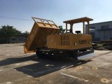 2.5 Cbm Mini Via Dumper Dumper Dumper caminhão trator de esteiras