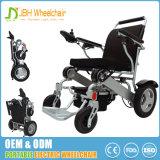 Peso ligero plegable silla de ruedas de energía eléctrica con CE y FDA
