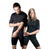 Confortable et Simple Application Slimming costume de conditionnement physique pour les sports